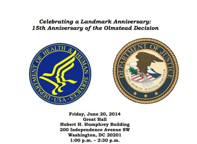 Olmstead Celebration
