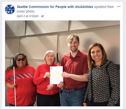 Seattle Commission for People with Disabilities